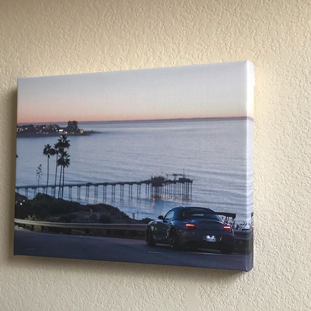 Just Received a DOPE Custom Print of the Z4 from Our Friends at PALM